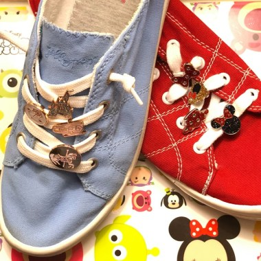 Disney Shoelace Charms