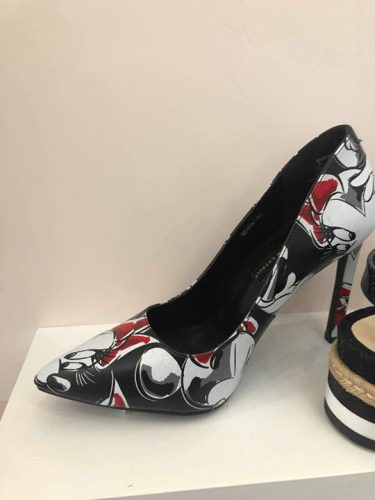 Disney W Capsule Shoe Collection