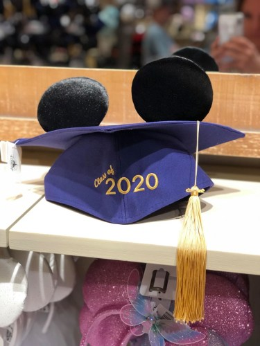 Disney Graduation Ears