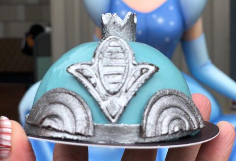 Cinderella Carriage Cake