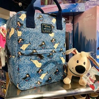Mulan Loungefly Backpack