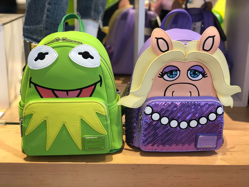 Muppets Loungefly Bags