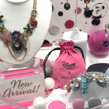 Little Mermaid Betsey Johnson Jewelry