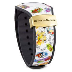 Disney Ink & Paint MagicBand 2 by Dooney & Bourke – Limited Release (1)