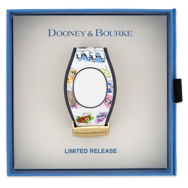 Disney Ink & Paint MagicBand 2 by Dooney & Bourke – Limited Release