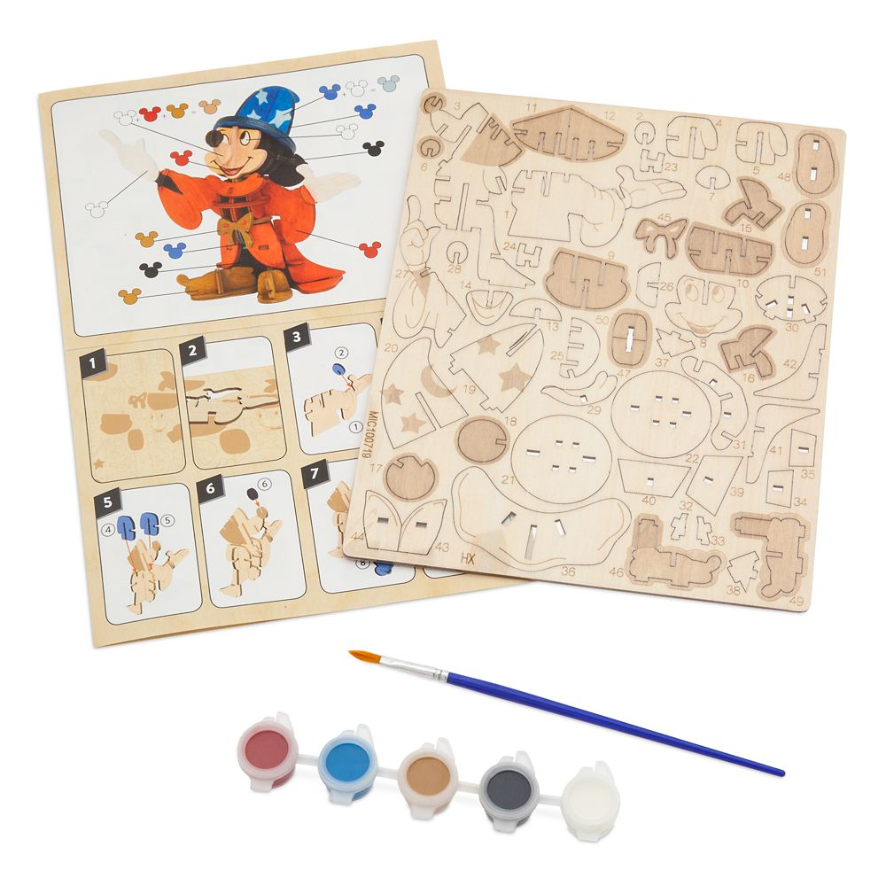 Disney Craft Kits