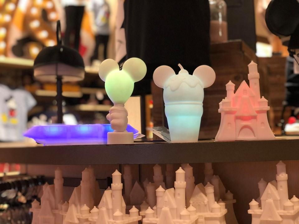 Disney Parks Night Lights