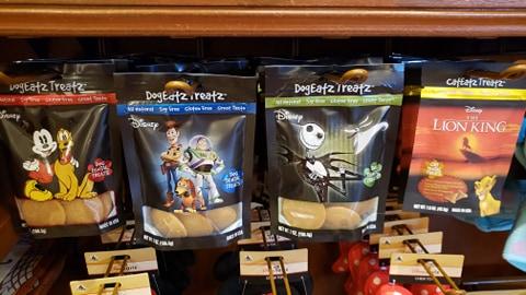 Disney Character Pet Treats