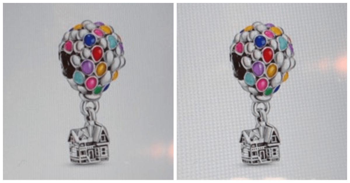disney pandora charm small world