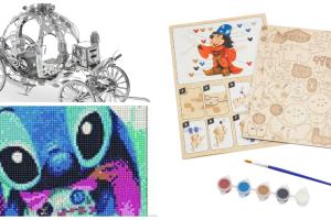 Disney Craft Kits