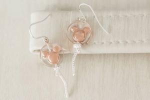 Mickey Balloon Earrings