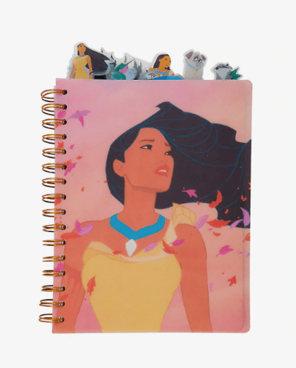 Disney Tab Journals