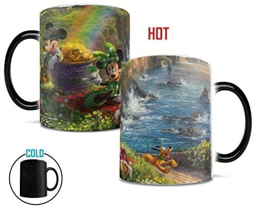 Thomas Kinkade Heat Sensitive Mugs