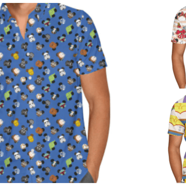 Disney Button Down Shirts