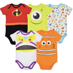 Disney Baby Bodysuit Sets