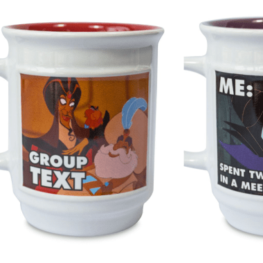 Disney Villains Meme Mugs