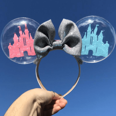 Sleeping Beauty Castle Ears