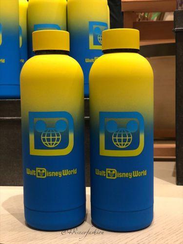 Neon Disney Water Bottles