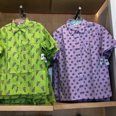 Disney Button-Up Shirts