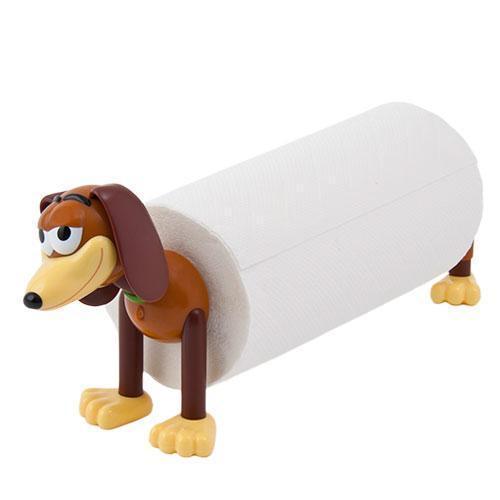 Slinky Dog Paper Towel Holder