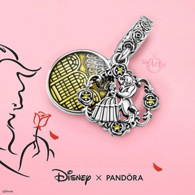 Beauty And The Beast Pandora Collection