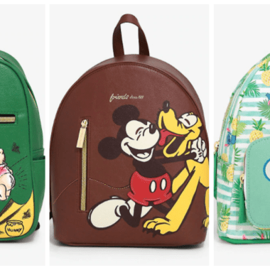 Danielle Nicole Disney Backpacks