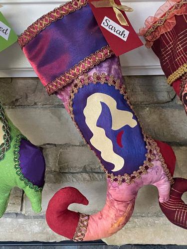 Hocus Pocus Stockings