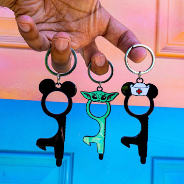 Magical Door Opener Keychains