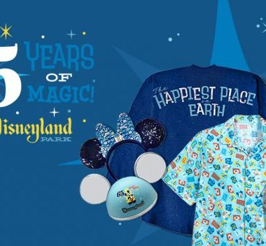 Disneyland 65th Anniversary Collection
