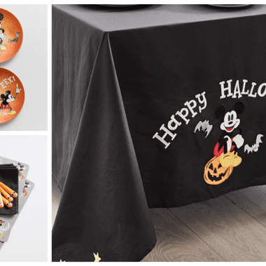 Disney Halloween Pottery Barn Collection