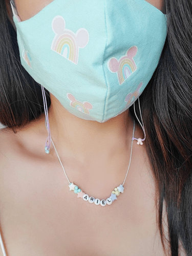 Custom Necklace Mask Holders