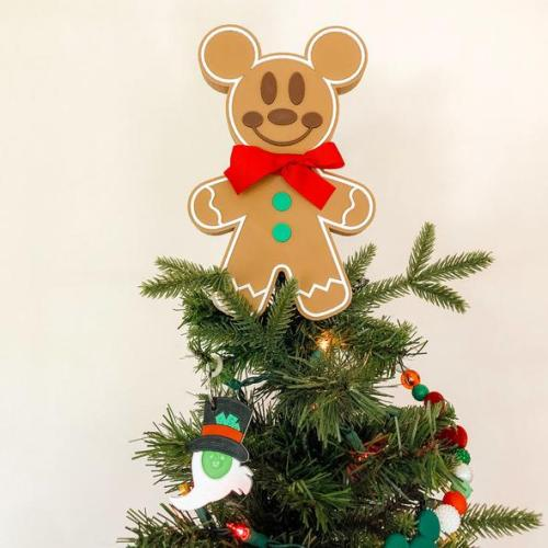Sprinkle Magic On Your Tree With This Gingerbread Mouse Tree Topper See more ideas about tree, cartoon trees, 2d game art. gingerbread mouse tree topper