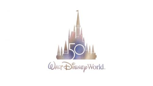 Walt Disney World 50th Anniversary License Plate