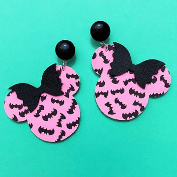 Disney Halloween Earrings