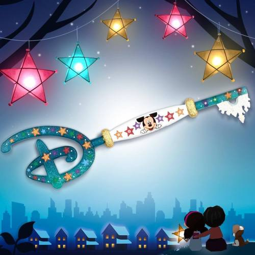 New Disney Keys