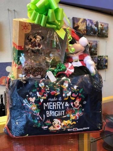 Mickey Gift Basket