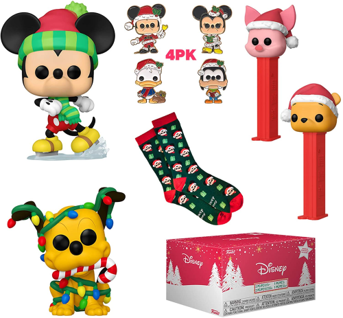 Funko Pop! Holiday Collectors Box