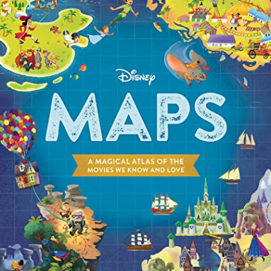 Disney Maps Magical Atlas