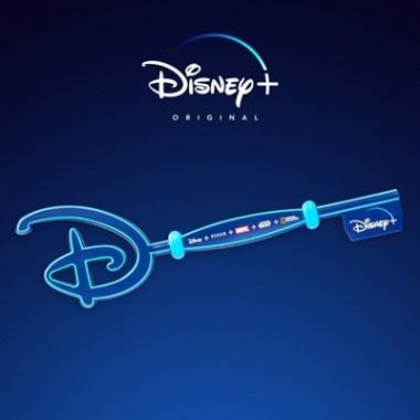 Disney+ Key