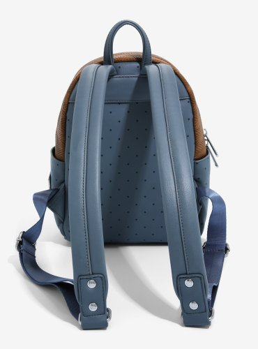 Winnie the Pooh Loungefly Backpack and Crossbody