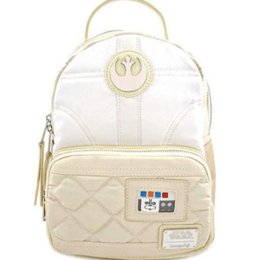 Princess Leia Loungefly Mini Backpack