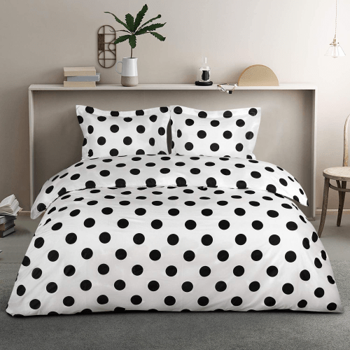 Rock The Dots Bedding