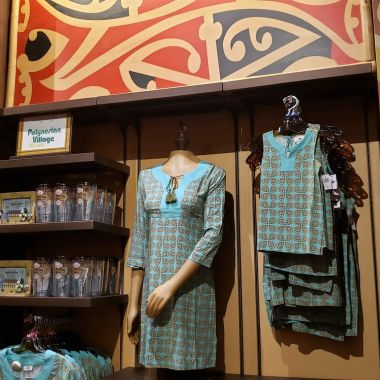 Polynesian Resort Merchandise Collection