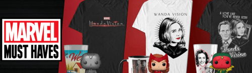 Marvel Must Haves Mondays