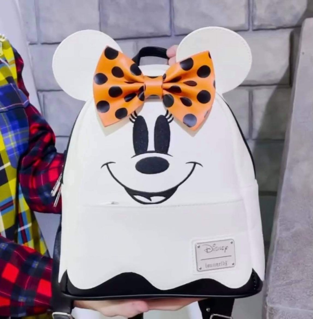 Halloween disney Loungefly Backpacks