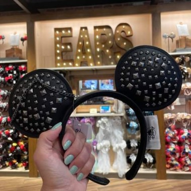 New Studded Mickey Ears