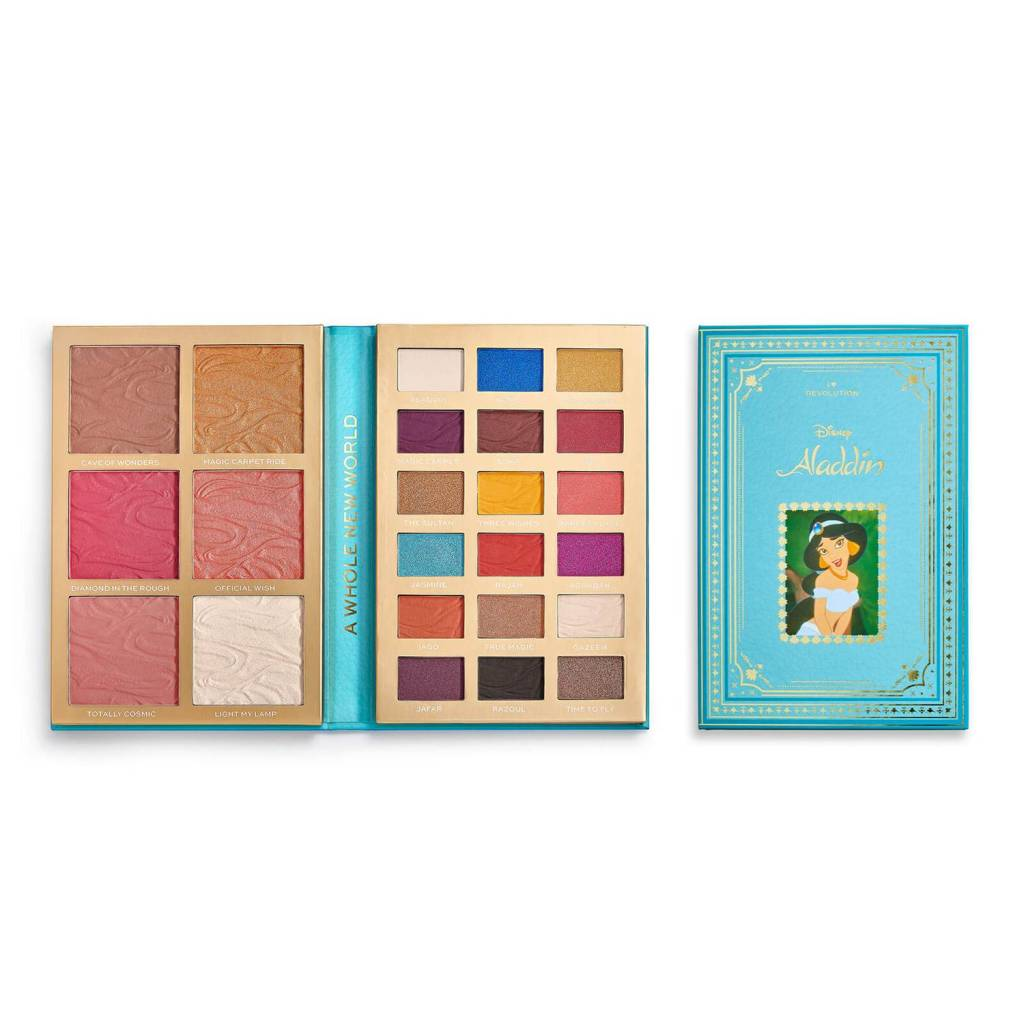 Jasmine Revolution Beauty Collection
