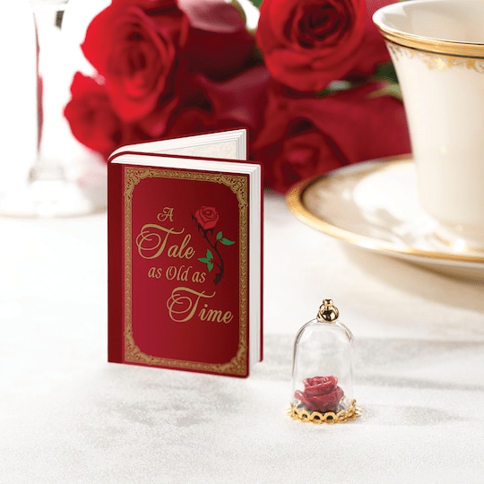Beauty and the Beast Wedding Pieces