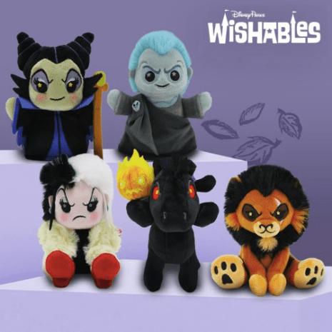 Villains Wishables