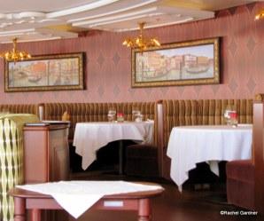 dining room palo disney cruise fantasy ship guest line aboard dinner lines disneyfoodblog
